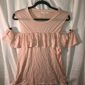 urban outfitters pink top